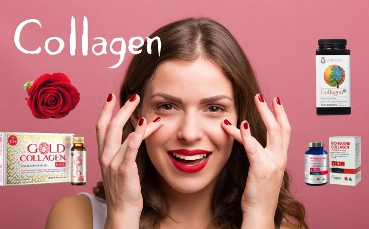 Top 10 collagen tốt nhất trên thị trường