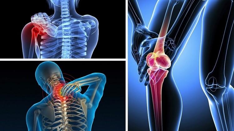 Glucosamine và sức khỏe xương khớp ở người
