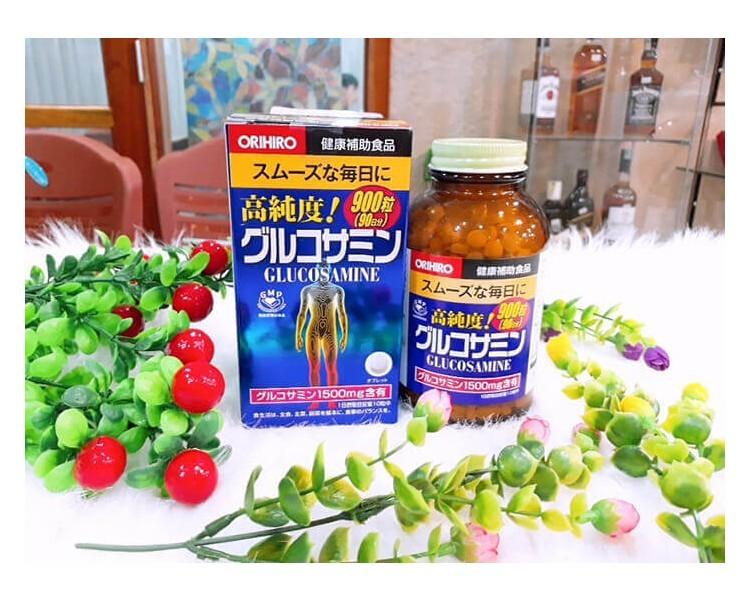 [REVIEW] Glucosamine Orihiro có tốt không?