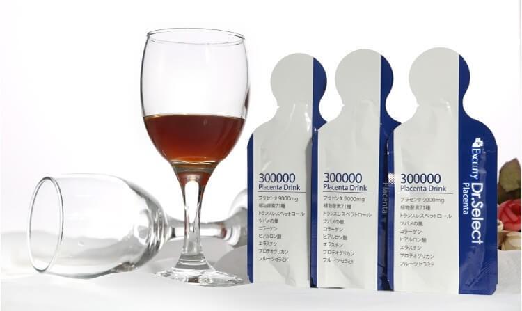 [Review]  Nhau thai heo Dr. Select Placenta Drink 300000 có tốt không?
