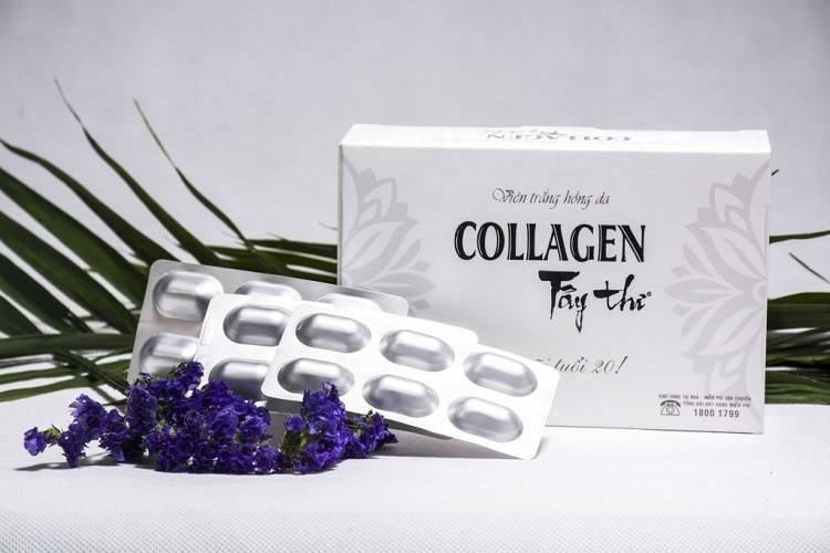 Phản hồi về viên uống Collagen Tây Thi có tốt không từ người dùng