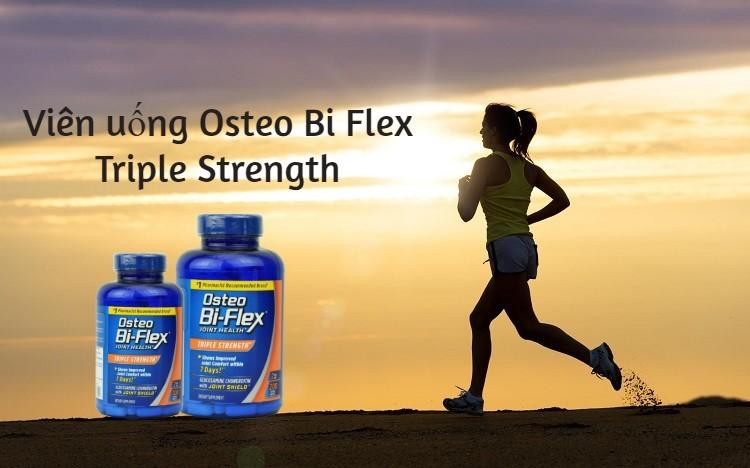 [Review] Viên uống Osteo Bi Flex Triple Strength với xương khớp