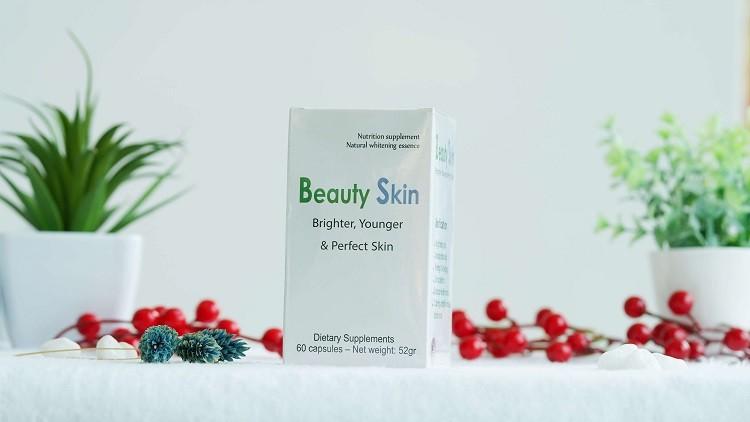 [Review] Viên uống trắng da Beauty Skin có thực sự hiệu quả không?