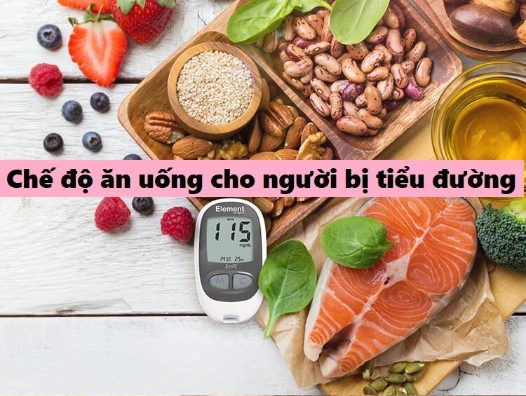 """""""Tất tần tật"""" về chế độ ăn uống cho người bị tiểu đường"""