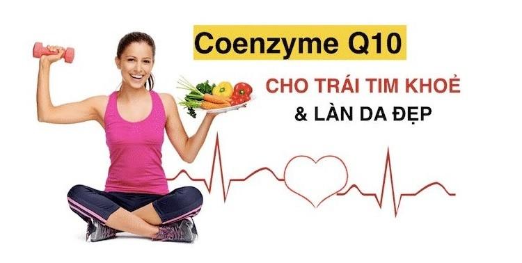 CoQ10 (hay Coenzyme Q10) và tầm quan trọng với sức khỏe tim mạch