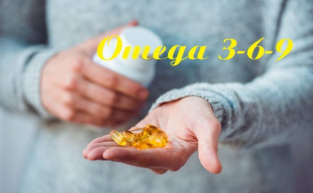 Giải mã những tác dụng tuyệt vời của omega 3-6-9