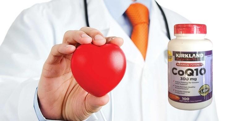 [Review] Viên uống hỗ trợ tim mạch KirkLand CoQ10 300mg