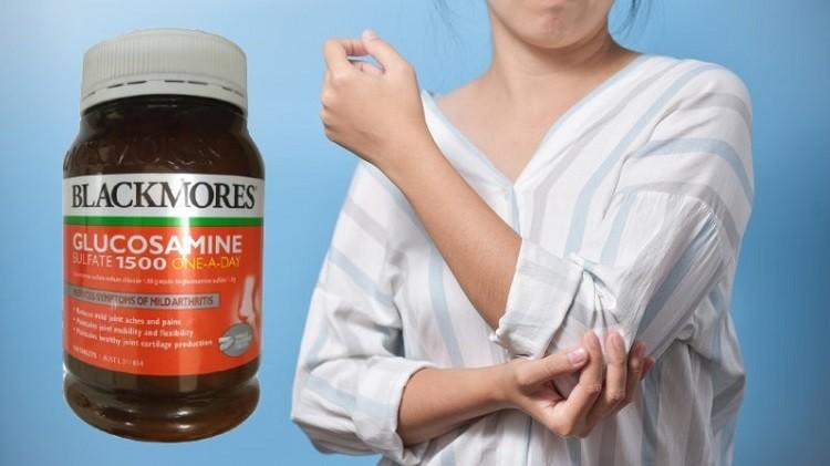 Glucosamine Blackmores review của Úc tốt cho sụn khớp