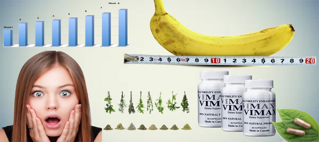 [Review] Viên uống cải thiện sinh lý nam Vimax Pills