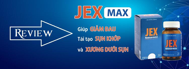 [Review] Viên uống Jex Max có tốt không?