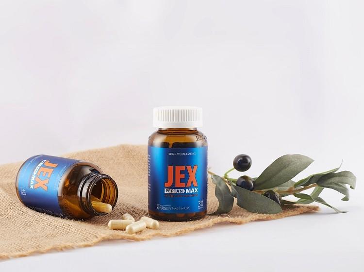 [Review] Viên uống Jex Peptan Max giảm đau nhức xương khớp