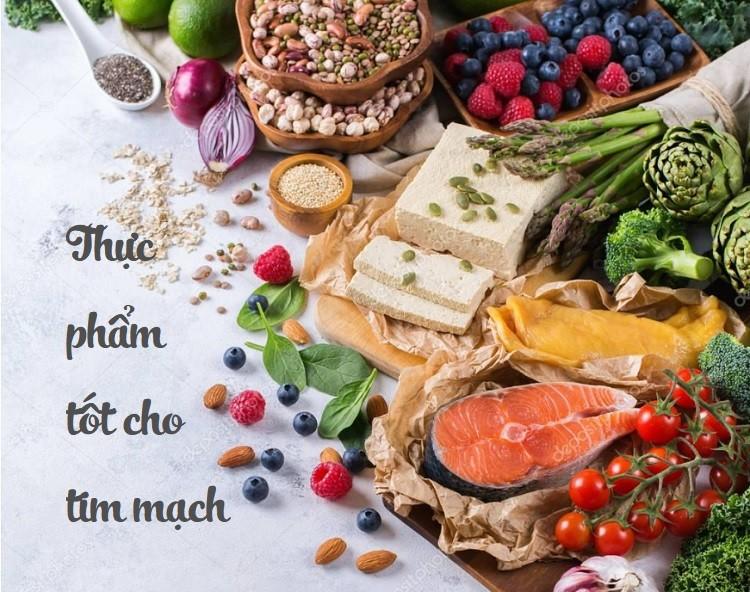 Siêu thực phẩm tốt cho tim mạch và mạch máu không thể bỏ qua