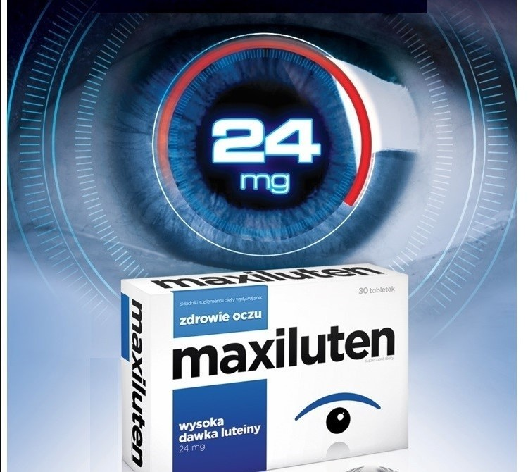 Review thuốc bổ mắt Aflofarm Maxiluten tăng cường thị lực
