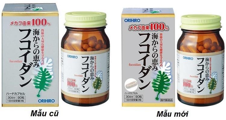 [Review] Tảo Fucoidan Orihiro Nhật Bản hộp 90 viên phòng ngừa và hỗ trợ điều trị ung thư