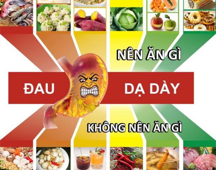 Bệnh viêm loét dạ dày nên ăn gì?