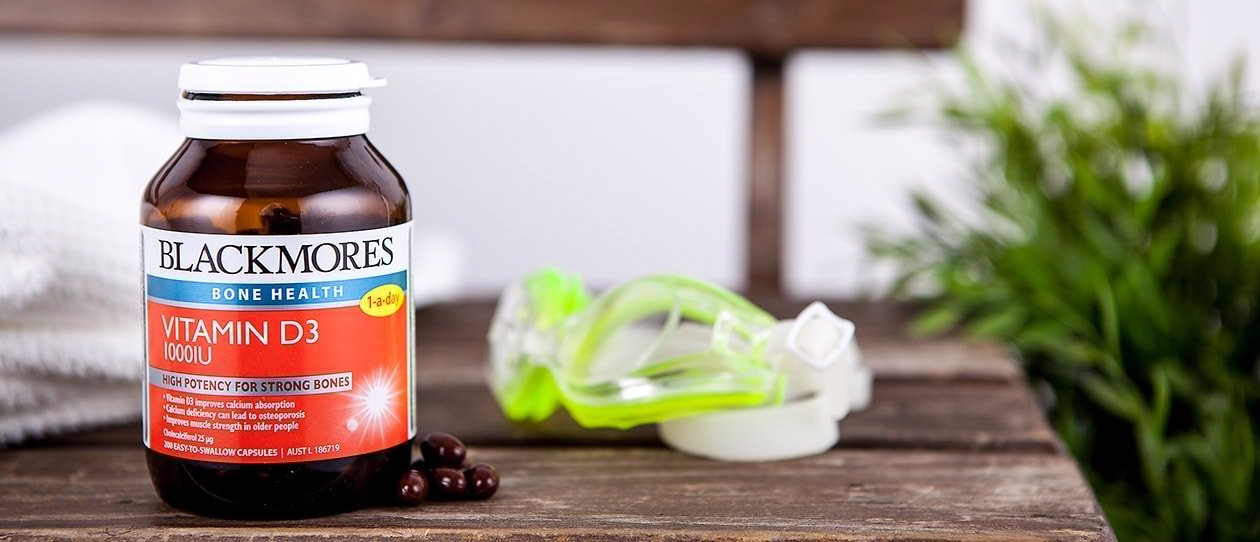 [Review] Viên uống Vitamin D3 1000IU Blackmores của Úc có tốt không?