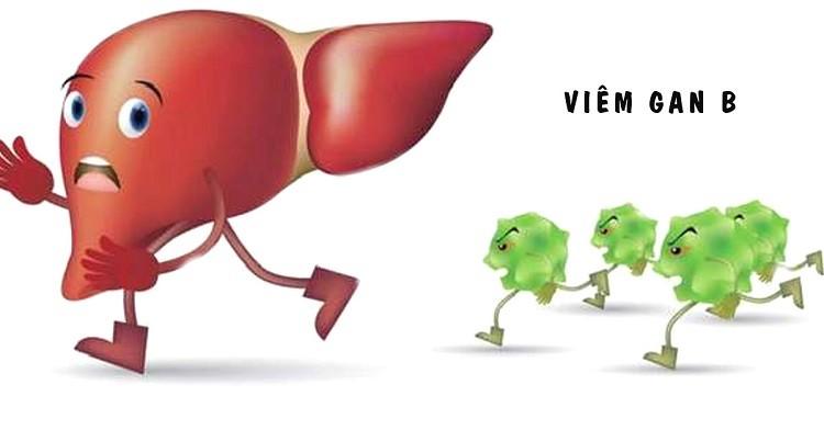 Bệnh viêm gan B là bệnh gì? Biểu hiện và cách phòng tránh