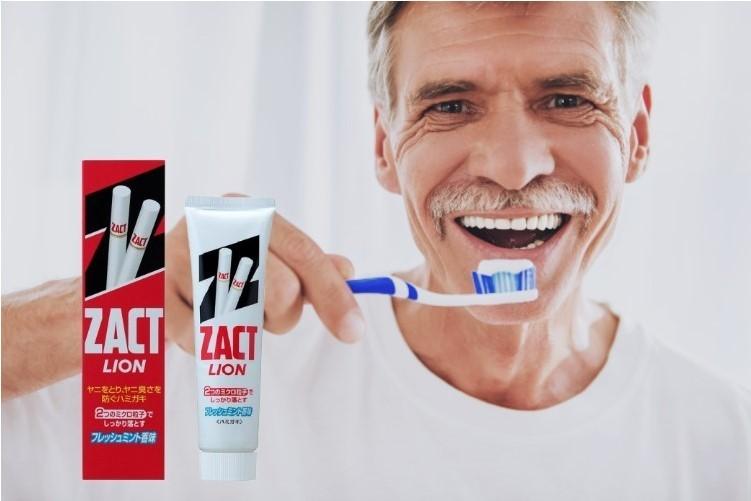 [Review] Kem đánh răng Zact Lion có tốt không từ người dùng?