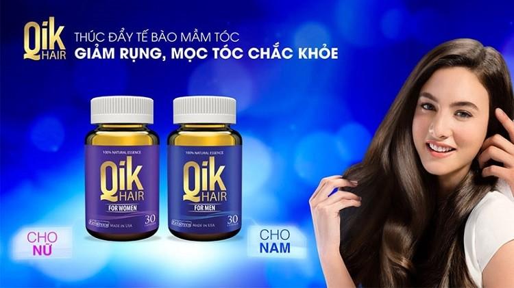 Qik Hair review webtretho có tốt không từ người dùng