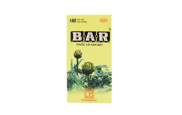 Review thuốc giải độc gan Bar có tốt không? Giá bao nhiêu?