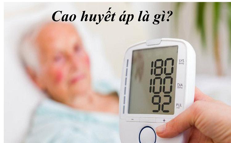 Huyết áp cao là bao nhiêu? Cần lưu ý những gì