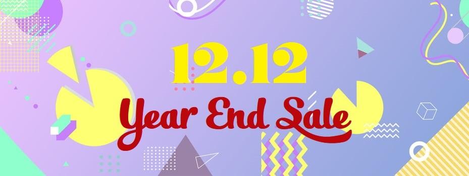 DailyVita.vn 12.12 - Sale shock cuối năm giảm đến 50% toàn sàn