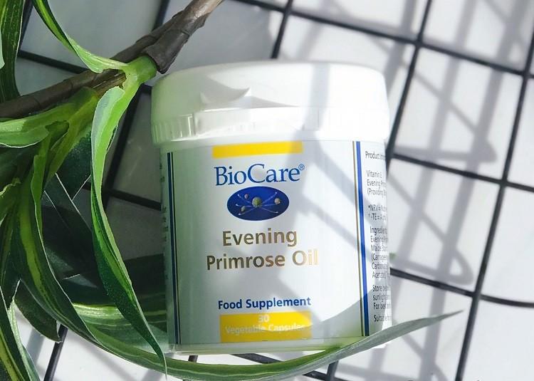 Review tinh dầu hoa anh thảo Biocare Evening Primrose Oil có tốt không