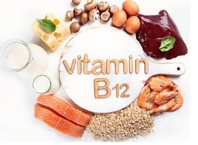 Vitamin B12 có trong thực phẩm nào?