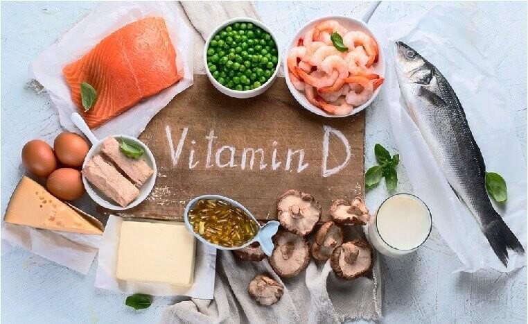 Vitamin D có trong thực phẩm nào?