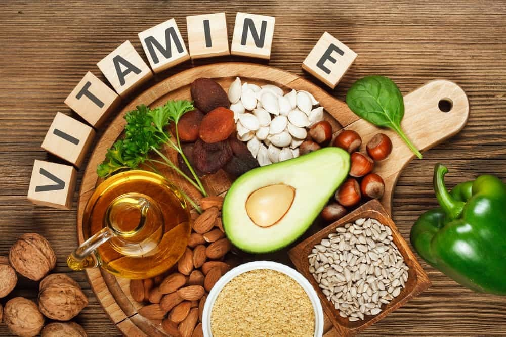 Vitamin E có trong thực phẩm nào?