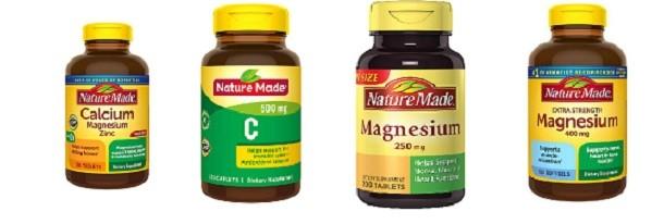 [Review] Viên uống Magnesium Nature Made: Thành phần, công dụng