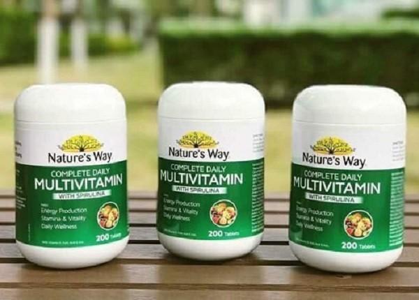 [Review] Có nên uống Vitamin tổng hợp Nature Way Multivitamin không?