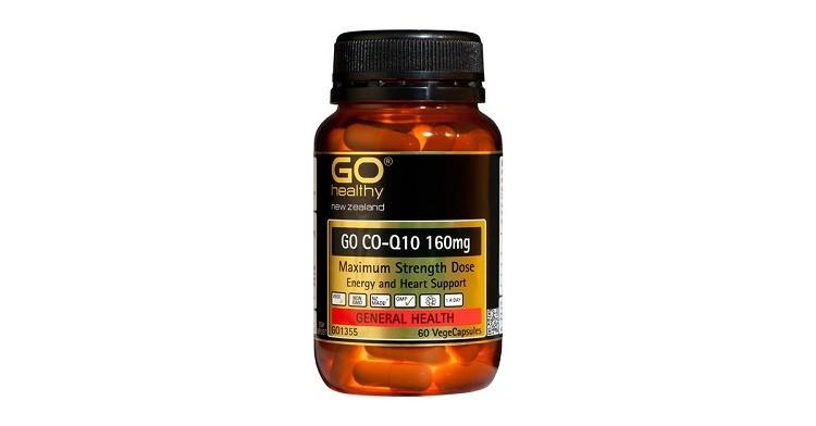 GO CoQ10 160mg