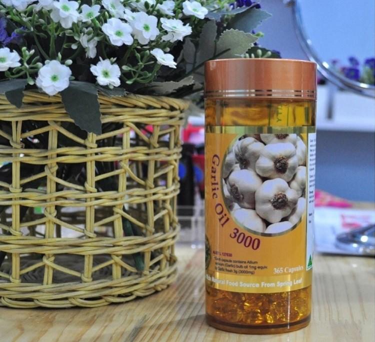 Costar Garlic Oil 300mg