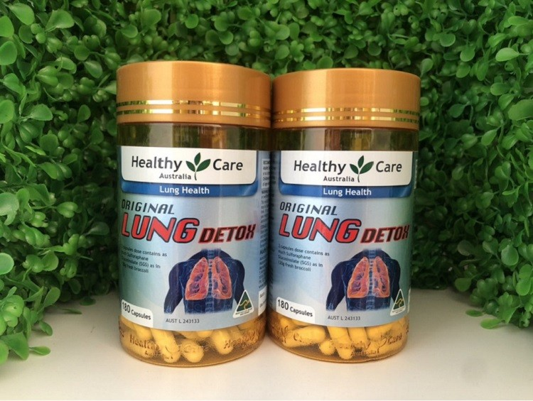 Healthy Care Original Lung Detox