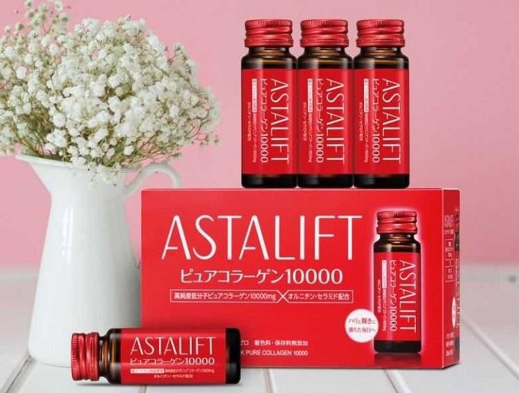 Collagen Astalift Drink 10000