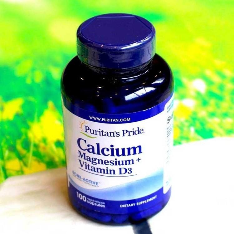 Calcium Magnesium Vitamin D3 có công dụng bổ sung nhiều dưỡng chất