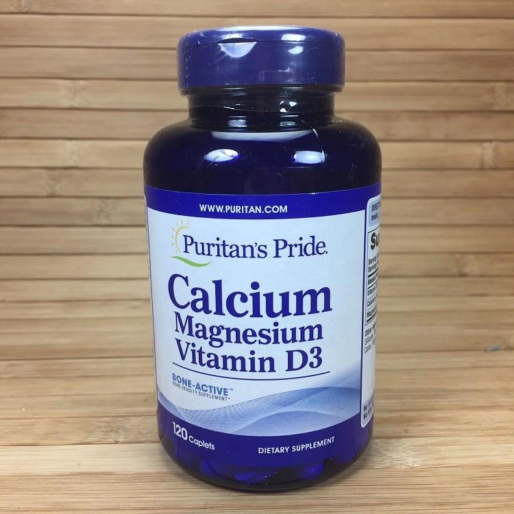 mua Calcium Magnesium Vitamin D3 chính hãng