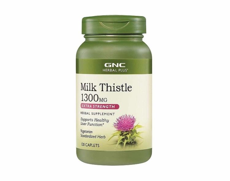 Viên uống GNC Milk Thistle