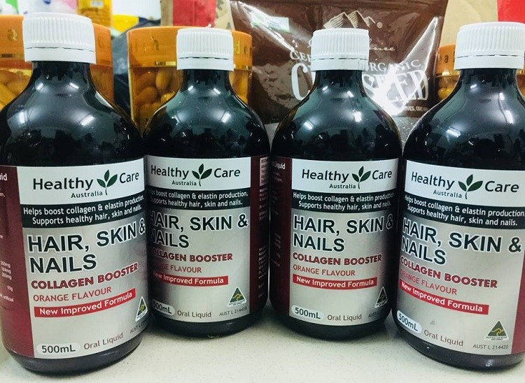 Collagen Booster Hair, Skin & Nails Healthy Care
