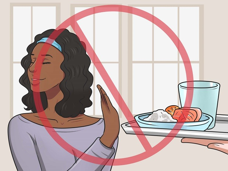 Ngăn chặn sự thèm ăn