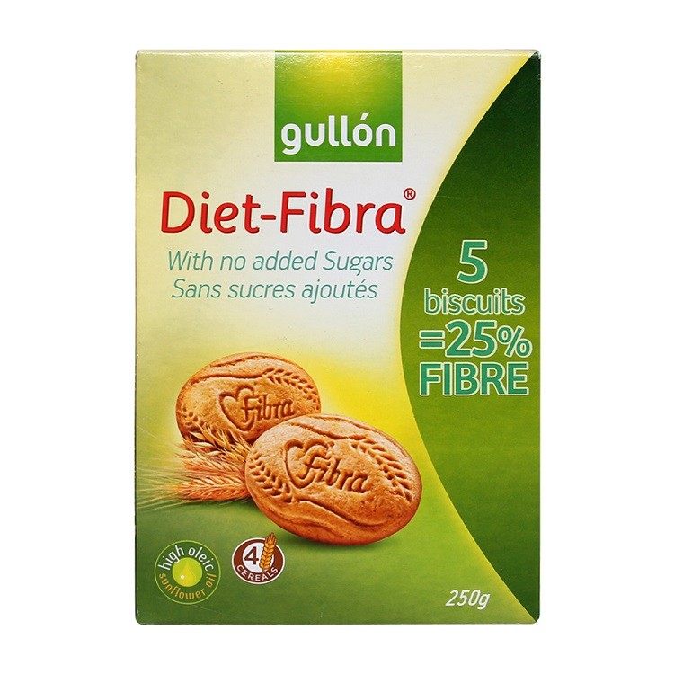 Gullon Diet Fibra