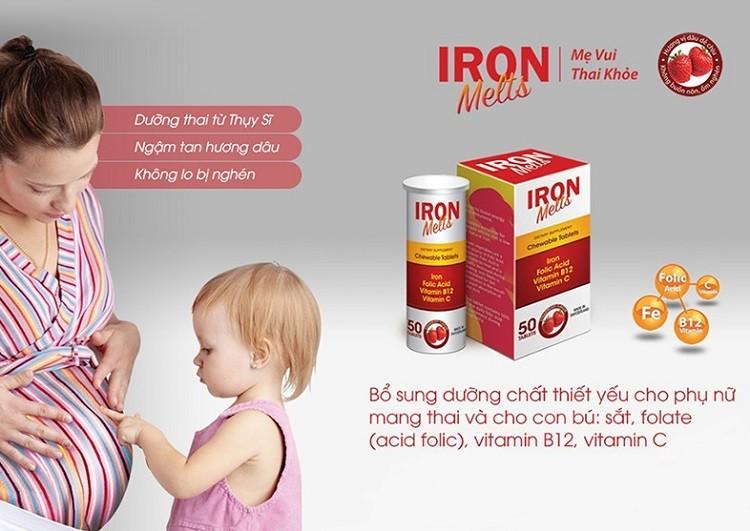 Iron Melts