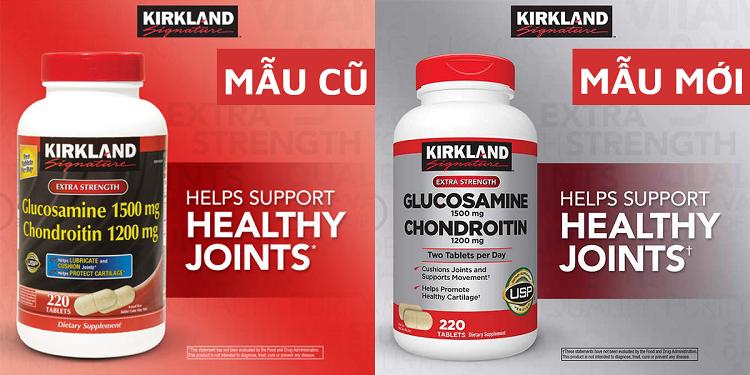 Glucosamine 1500mg & Chondroitin 1200mg
