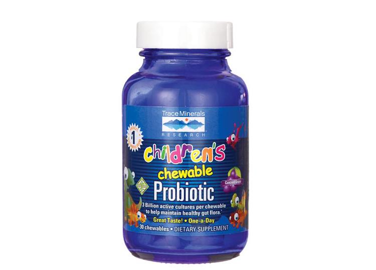 Children's Chewable Probiotic