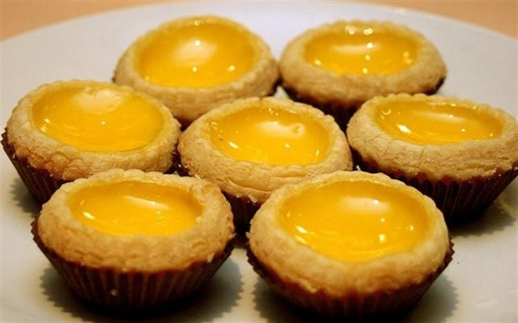Bánh trứng mật ong