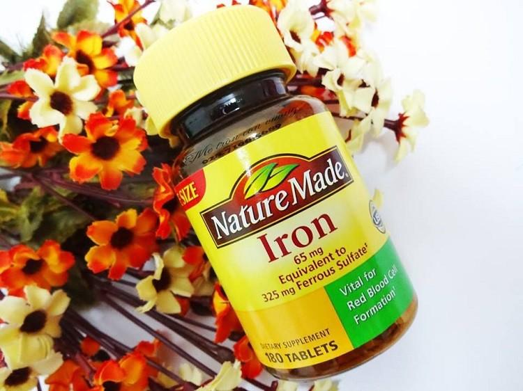 Nature Made Iron