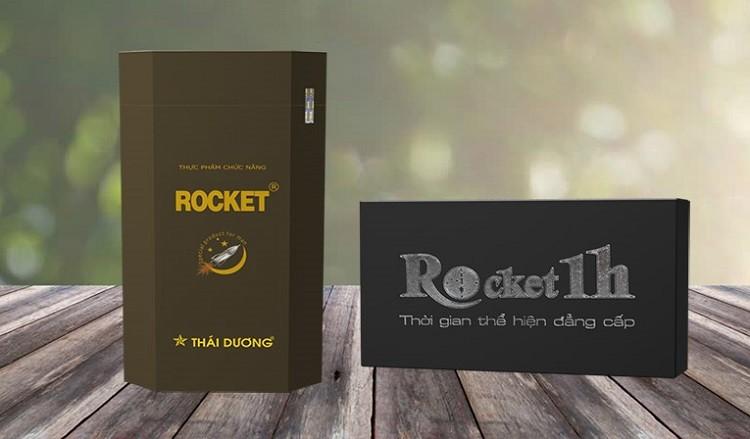 Sản phẩm Rocket và Rocket 1h