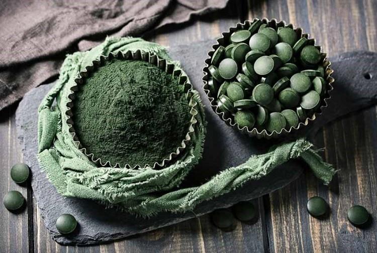 công dụng tảo xoắn Spirulina Nhật Bản