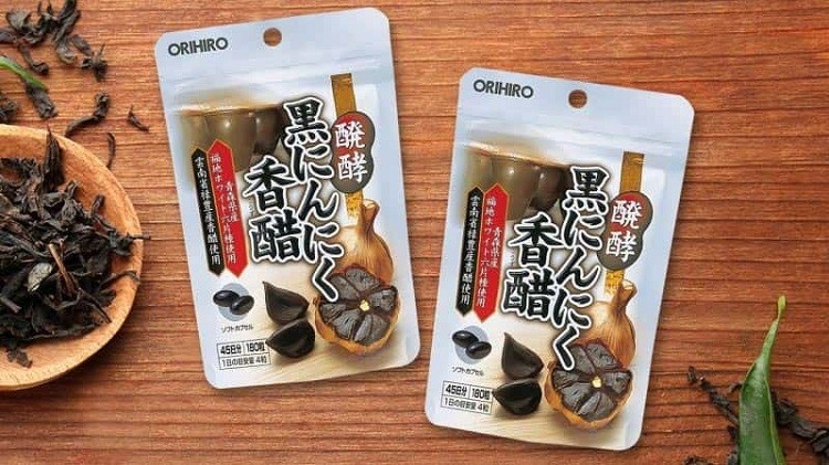 Tỏi đen Orihiro Nhật Bản